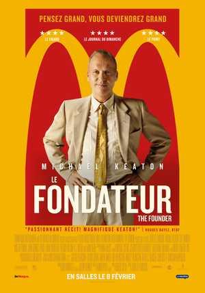 The Founder - Biografie, Drama, Historische film