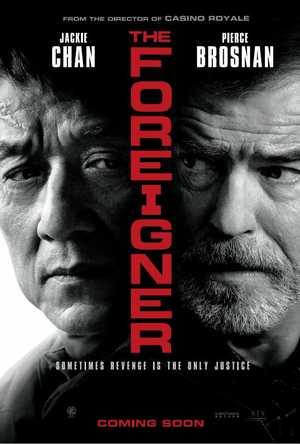 The Foreigner - Actie, Thriller