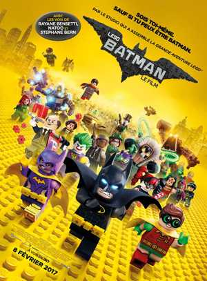 The Lego Batman Movie - Komedie, Animatie Film