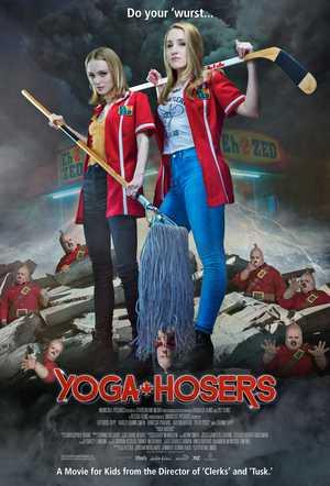 Yoga Hosers - Komedie, Fantasy, Horror