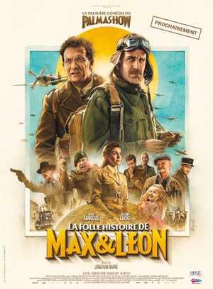 La Folle histoire de Max et Léon - Oorlogfilm, Komedie