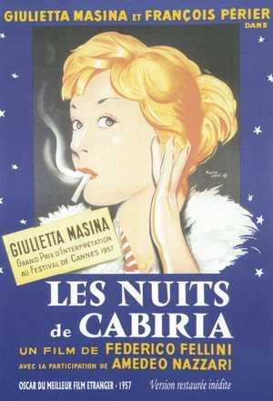 Notti di Cabiria - Dramatische komedie