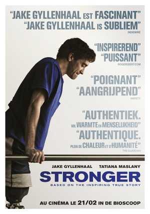 Stronger - Biografie, Drama