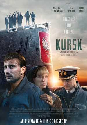 Kursk - Drama, Historische film