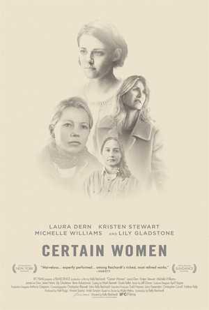 Certain Women - Drama
