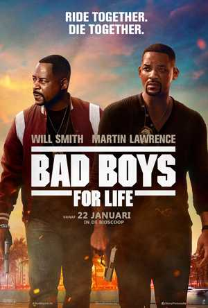 Bad Boys For Life - Actie, Politie, Komedie