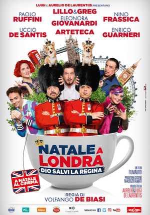 Natale a Londra: Dio Salvi la Regina - Komedie
