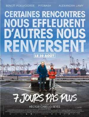 7 Jours Pas Plus - Dramatische komedie