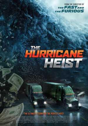 Hurricane Heist - Thriller