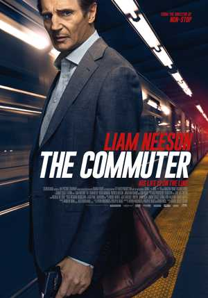 The Commuter - Actie