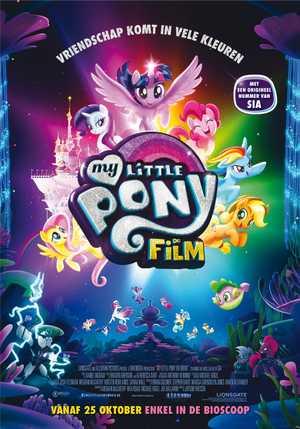 My Little Pony - Familie, Animatie Film