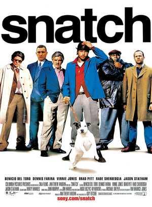 Snatch - Komedie, Politie