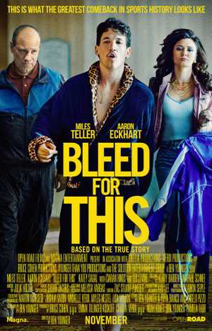 Bleed for this - Biografie, Drama