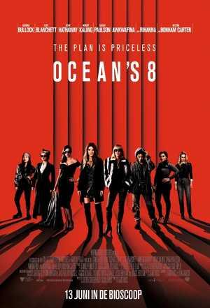 Ocean's 8 - Politie