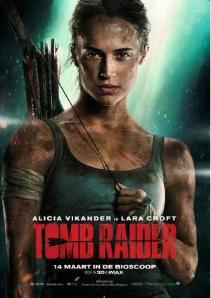 Tomb Raider - Actie, Avontuur