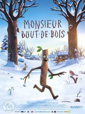 Monsieur Bout-de-Bois - Familie, Korte Film, Animatie Film