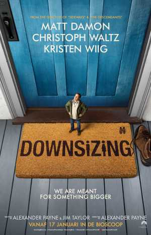 Downsizing - Drama, Komedie