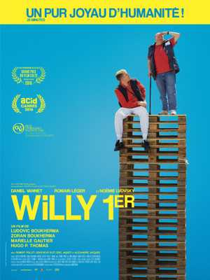 Willy 1er - Dramatische komedie
