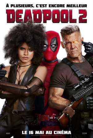 Deadpool 2 - Actie, Avontuur