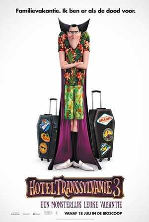 Hotel Transylvania 3: Een Monsterlijk Leuke Vakantie - Familie, Komedie, Fantasy, Animatie Film