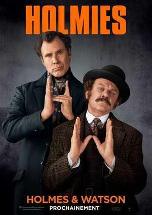 Holmes & Watson - Komedie, Avontuur