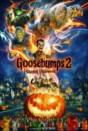 Goosebumps 2: Haunted Halloween - Familie, Komedie, Fantasy, Avontuur