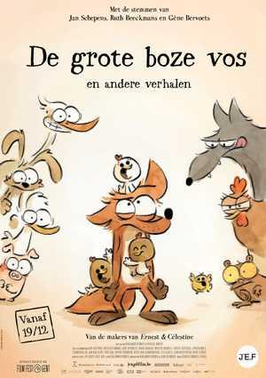 De Grote Boze Vos en Andere Verhalen... - Familie, Animatie Film
