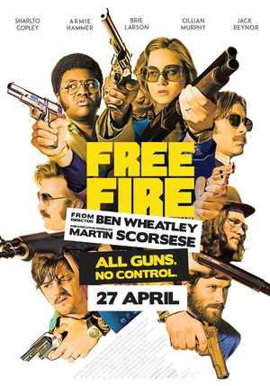 Free Fire - Actie, Komedie
