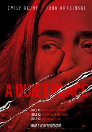 A Quiet Place - Horror