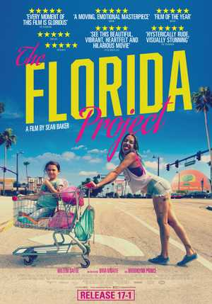 The Florida Project - Drama