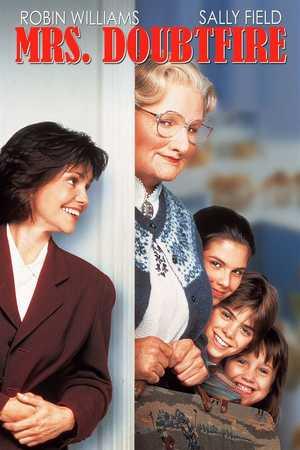 Mrs. Doubtfire - Familie, Drama, Komedie