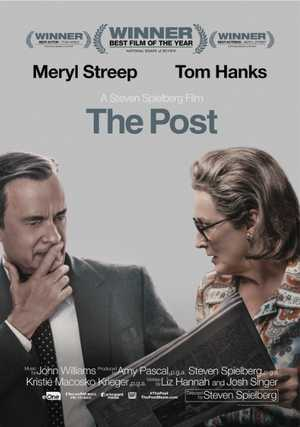 The Post - Biografie, Drama