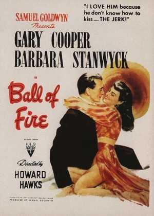 Ball of Fire - Komedie, Romantisch