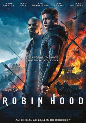 Robin Hood - Actie, Avontuur