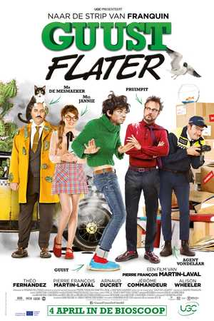 Guust Flater - Komedie