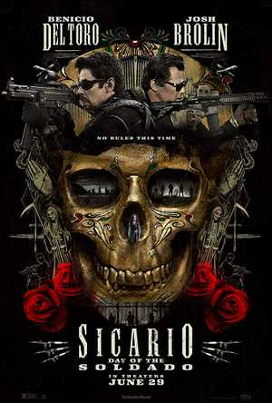 Sicario : Day of the Soldado - Thriller
