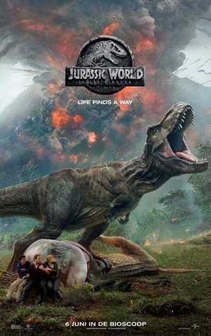 Jurassic World: Fallen Kingdom - Actie, Science-Fiction, Avontuur