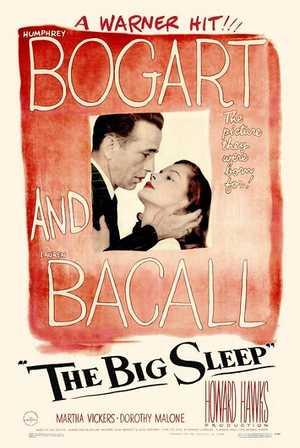 The Big Sleep - Politie