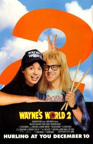 Wayne's World 2 - Komedie, Muziek