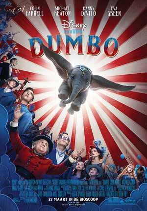 Dumbo - Familie, Fantasy, Animatie Film