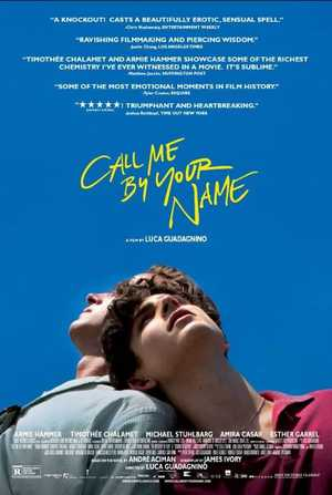 Call Me by Your Name - Drama, Romantisch