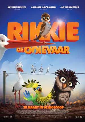 Rikkie De Ooievaar - Familie, Animatie Film