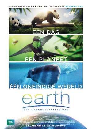 Earth: Een Onvergetelijke Dag' - Documentaire