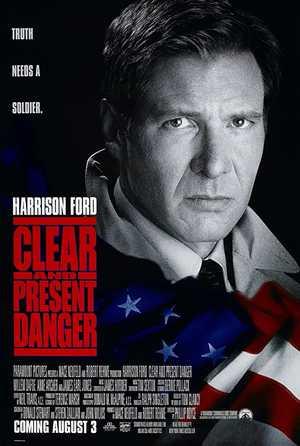 Clear and Present Danger - Actie, Actie