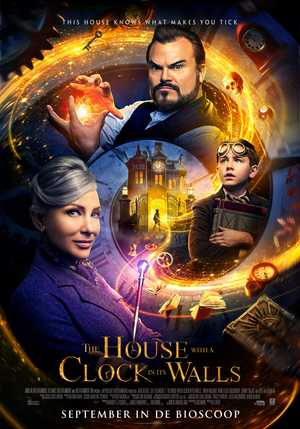 The House with a Clock in its Walls - Horror, Fantasy
