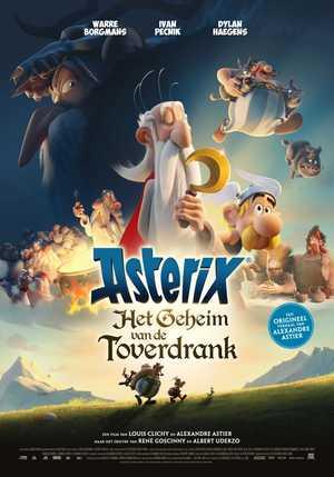 Asterix: Het geheim van de toverdrank - Animatie Film