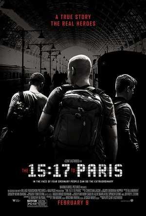 The 15:17 to Paris - Drama, Thriller