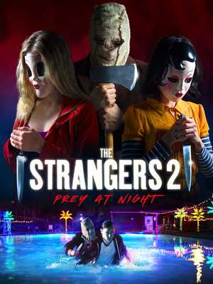 The Strangers: Prey at Night - Horror