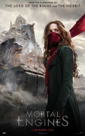 Mortal Engines - Science-Fiction, Fantasy