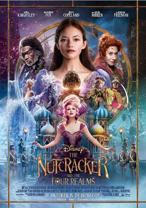 The Nutcracker and the Four Realms - Familie, Fantasy, Avontuur